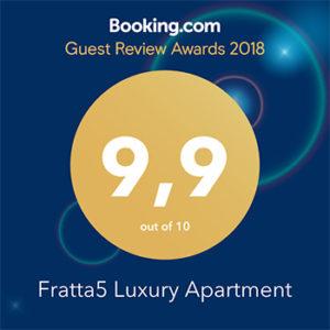 appartamento vacanze verona Punteggio booking 9.4